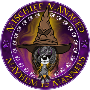 mischief managed mayhem to manners small logo png